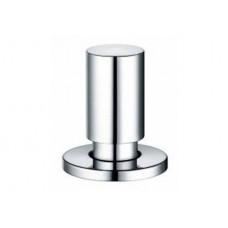 Круглая ручка управления клапаном-автоматом Blanco, сталь с зеркальной полировкой арт. 222115
