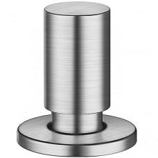 Круглая ручка управления клапаном-автоматом Blanco, нержавеющая сталь матовая арт. 226540