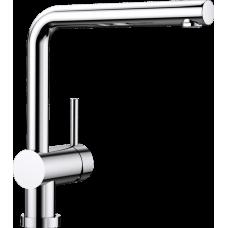 Смеситель Blanco LINUS-F для установки перед окном, хром арт. 514025