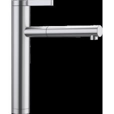 Смеситель Blanco LINEE-S выдвижной излив, нержавеющая сталь с зеркальной полировкой арт. 517592
