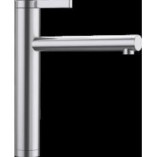 Смеситель Blanco LINEE вращающийся излив, нержавеющая сталь с зеркальной полировкой арт. 517595