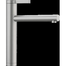 Смеситель Blanco LINEE вращающийся излив, нержавеющая сталь с матовой полировкой арт. 517596