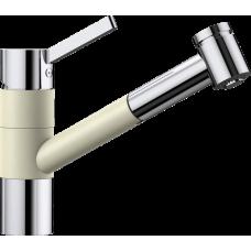 Смеситель Blanco TIVO-S выдвижной излив, жасмин арт. 517614
