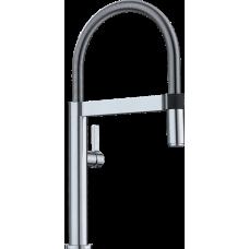 Смеситель Blanco CULINA-S Mini вращающийся излив, уменьшенный размер, нержавеющая сталь арт. 519844
