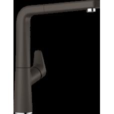 Смеситель Blanco AVONA-S выдвижной излив, кофе арт. 521284