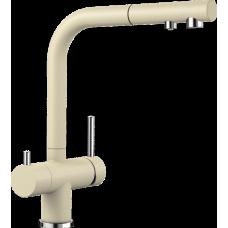 Смеситель Blanco FONTAS-S II с выдвижным изливом, шампань арт. 525203