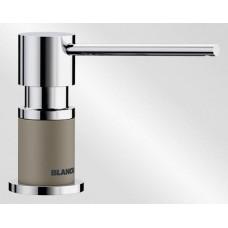 Дозатор моющего средства Blanco LATO, серый беж арт. 525816