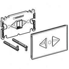 Защитная крышка для компенсационной рамки Geberit арт. 242.579.00.1