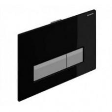 Смывная клавиша Geberit Sigma40, черная арт. 242.601.SJ.1