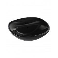 Раковина Gustavsberg Estetic 410350 черная, Ceramicplus, 50 см арт. 410350S0
