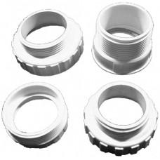 """HL12.1 Пластиковое кольцо с резьбой 5/4""""В x 6/4""""Н"""