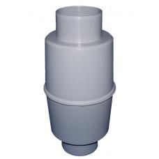 HL603 Клапан с механическим запахозапирающим устройством для монтажа на внутренних ливнестоках