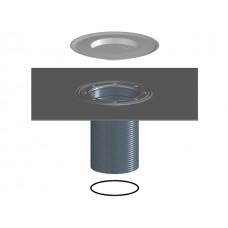 HL8500H Надставной элемент с гидроизоляционным полимербитумным полотном