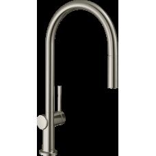 72802800 Кухонный смеситель Hansgrohe Talis M54 однорычажный, 210, с вытяжным изливом, 1jet