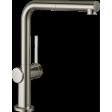 72809800 Кухонный смеситель Hansgrohe Talis M54 однорычажный, 270, с вытяжным изливом, 1jet, sBox