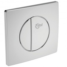 Кнопка смыва на инстал,(для W3089AA) Ideal Standard хром W3091AA