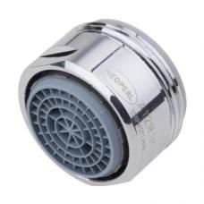 Аэратор NEOPERL CASCADE® SLC® AC, M24х1, 13,5-15 л/мин, хром, упаковка блистер 10850298