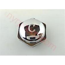 AMERICAN STANDARD 23329-0210 COLD CHROME HANDLE INDEX CAP