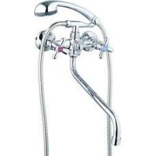 См-ль для ванны с круглым пов. изл., кер. (1/2) 180°,шар. переключение G-lauf QFR7-A722