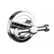 Крючок двойной polo, 66х44мм,настенный монтаж,хром арт.077500102
