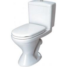 """Унитаз """"Enkel"""" IFO, жесткое сиденье, белый"""