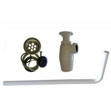 108014 Viega - маленький сифон с отводным коленом