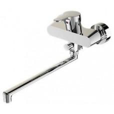"""""""Видима Джой"""" смеситель для ванны/душа настенный, излив 320 мм, хром BA077AA"""
