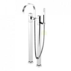 """Скрытый корпус, Steinberg, 1/2"""" к напольному смесителю для ванны/душа, включая крепление для монтажа в полу, к арт.1351162 Арт. 0161160"""
