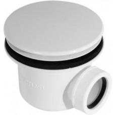 Сифон для душевого поддонa, белый A49B
