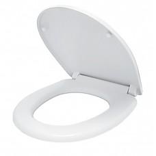 Сиденье для унитаза, полипропилен, Soft close, 142, IDDIS, 142PPS0I31