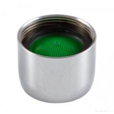 Аэратор BUBBLE-STREAM, M22х1, 8,3 л/мин (экономия воды), хром, упаковка полиэтилен 2048098