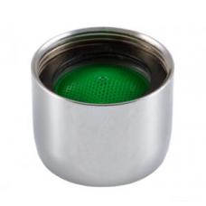Аэратор BUBBLE-STREAM, M24х1, 8,3 л/мин (экономия воды), хром, упаковка полиэтилен 2048598