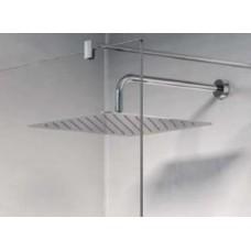 Идеал Рэйн Люкс душ верхний квадратный 400X400 мм, полированная нержавеющая сталь B0389MY