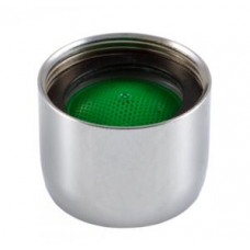 Аэратор BUBBLE-STREAM, M24х1, 8,3 л/мин (экономия воды), хром, упаковка полиэтилен, 10 шт., цена за 10 шт. 2048594