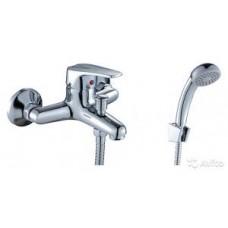 Смеситель одноручный (40 мм) для ванны, с коротким изливом, хром F40-31