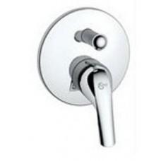 Смеситель встраиваемый для ванны/душа (к-кт для наст. монтажа) A4712AA IDEAL STANDARD