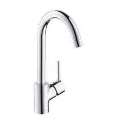 Cмеситель для кухни Variarc, однорычажный, для водонагревателей открытого типа, ' 14873000 - Хром