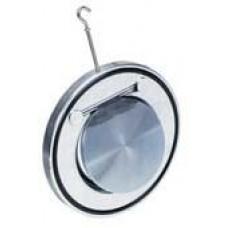 Клапан обратный одностворчатый межфланцевый Tecofi 13998586R CB5440-125 DN125 PN16
