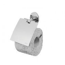 Держатель для туалетной бумаги с крышкой, хром A55341400