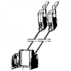 Тросовый механизм, для функции двойного смыва 8310.83 663 650