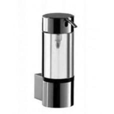 Дозатор для жидкого мыла System 2, 151х93мм,d=64мм,настольный монтаж,емкостью 80мл, колба стекло, хром арт.352100101