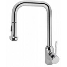 Смеситель для кухни с высоким изливом и вытяжным душем B8989AA IDEAL STANDARD