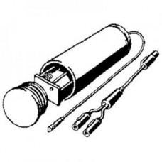 Комплект для pезеpвного питания, блок питания и аккумулятоp (6В)      8355.91