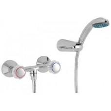 См-ль для душ. кабины, лейка Basic, резина 143-0014-13