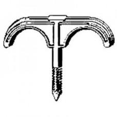 Трубный хомут из нейлона16/20 (8 x 60) 193492