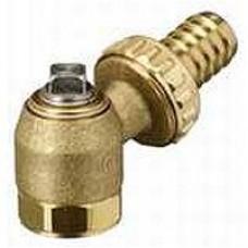 Дренажн.кран для рад клап. типа rlv и серии rlv-k 003l0152 (danfoss)
