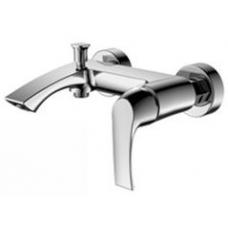 Смеситель SMARTsant Прайм SM113503AA_R для ванны с душем