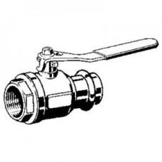 Кран пресс-В 18х1/2' газовый бронза Profipress G SC-Contur 587376