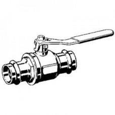 Кран пресс-В 28х1' газовый бронза Profipress G SC-Contur 587390