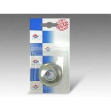 Декоративные колпаки для угловых вентилей 1/2 и 3/8, для писуара и автоматического кнопочного вентиля для душа (2шт) 273-0053-06